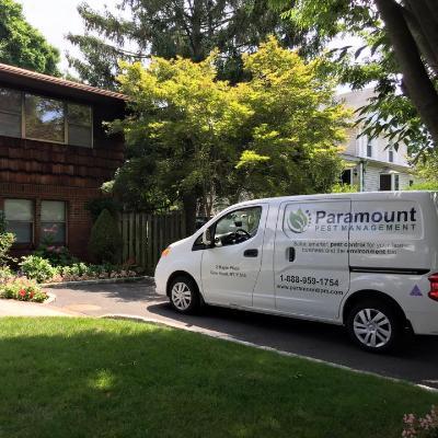 Paramount Pest Management logo