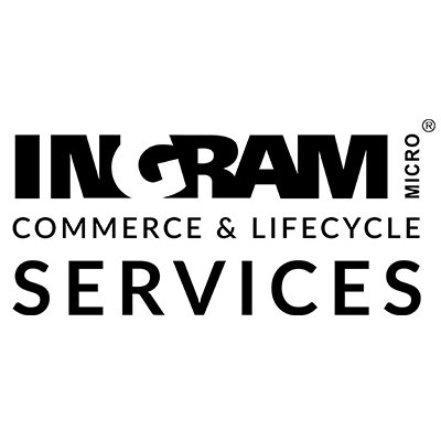 Logo van Ingram Micro Commerce & Lifecycle Services