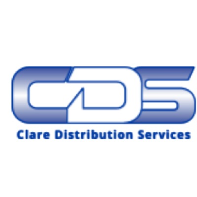 Clare Distribution Services logo