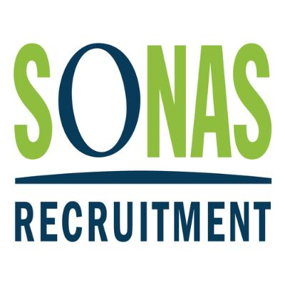 Sonas Recruitment logo