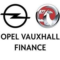 Opel Vauxhall Finance logo