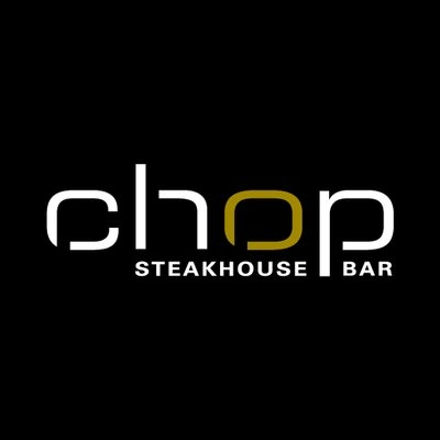 Logo Chop Steakhouse and Bar