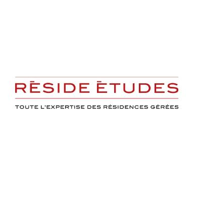 Logo GROUPE RESIDE ETUDES