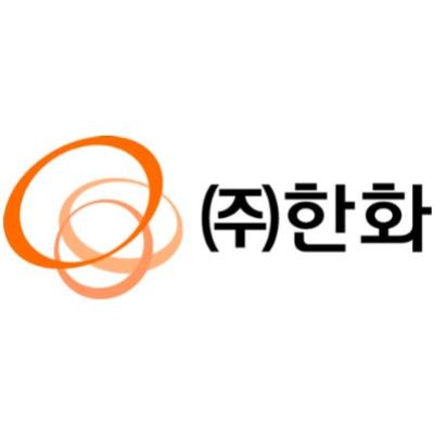 (주)한화 logo