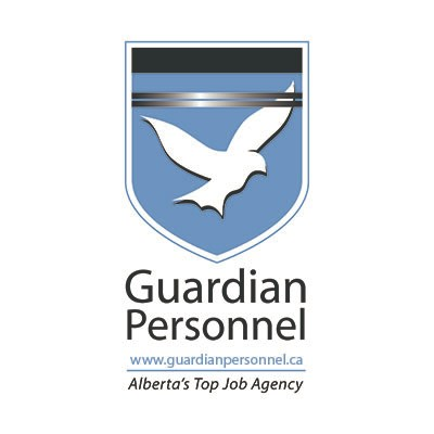 Logo Guardian Personnel Company