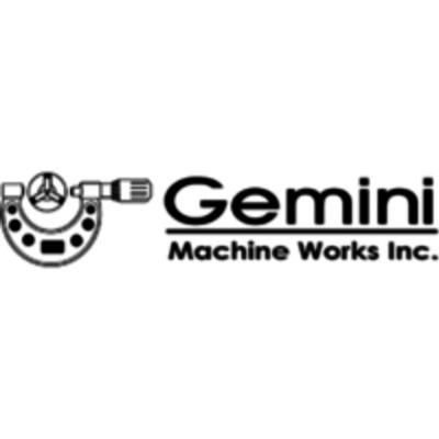 Gemini Machine Works Inc logo