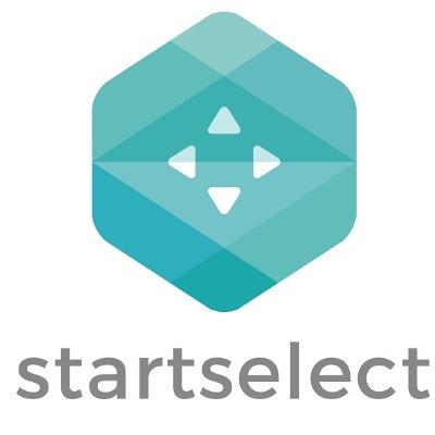 Logo van Startselect
