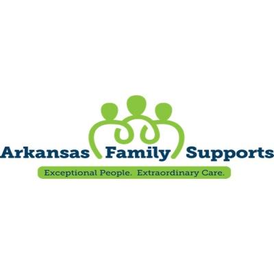Arkansas Family Supports, Inc. logo