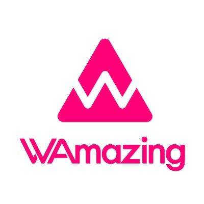 WAmazing株式会社のロゴ