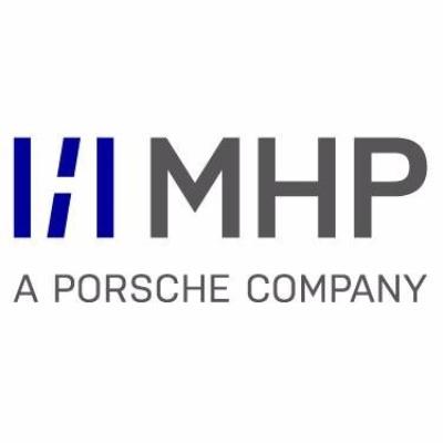 MHP – A Porsche Company-Logo