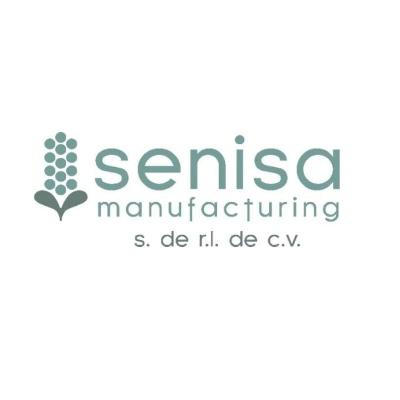 logotipo de la empresa Senisa Manufacturing