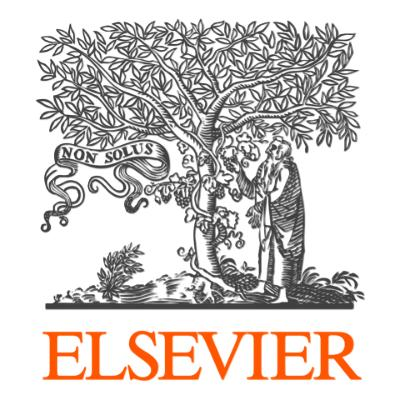 Logo van Elsevier