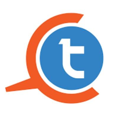 logotipo de la empresa Telat