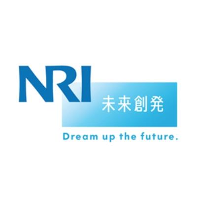 NRI 野村総合研究所のロゴ