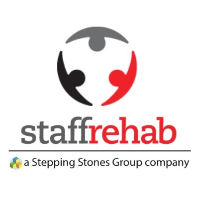 StaffRehab logo