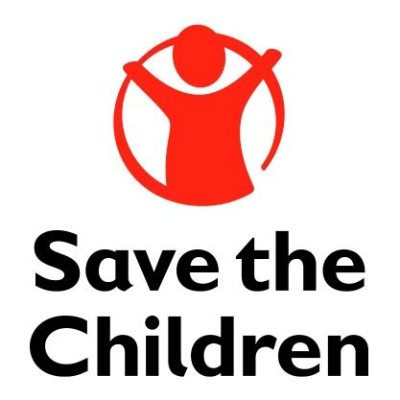 logotipo de la empresa Save the Children