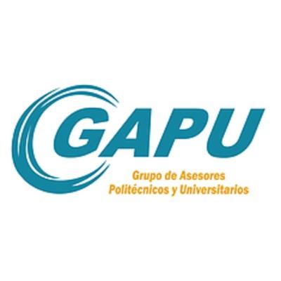 logotipo de la empresa Grupo de Asesores Politécnicos y Universitarios