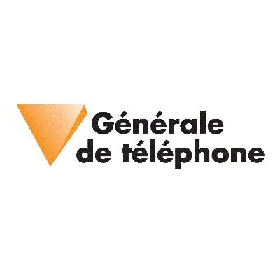 Logo Generale de telephone