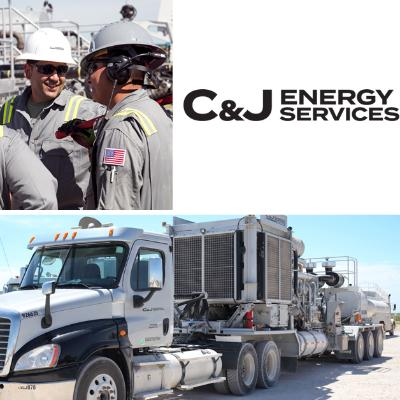 Working at C&J Energy Services in Midland, TX: Employee