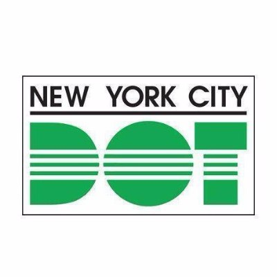 New York City Department of Transportation logo