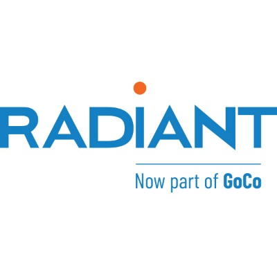 Radiant Communications logo
