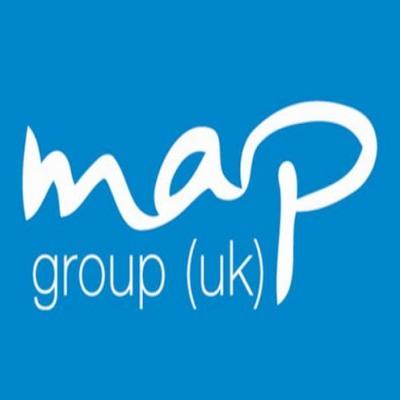 Map Group UK logo