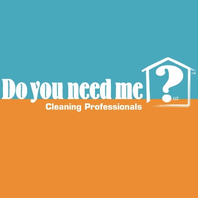 Do you need me? Cleaning Professionals logo