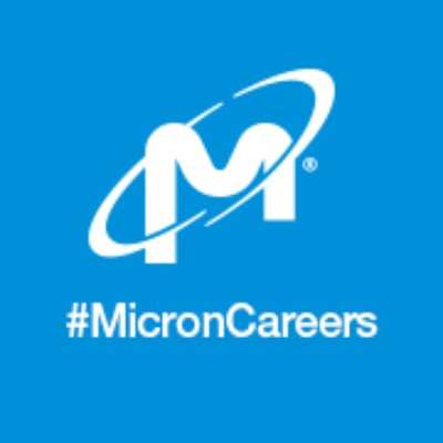 Logo Micron Technology, Inc.