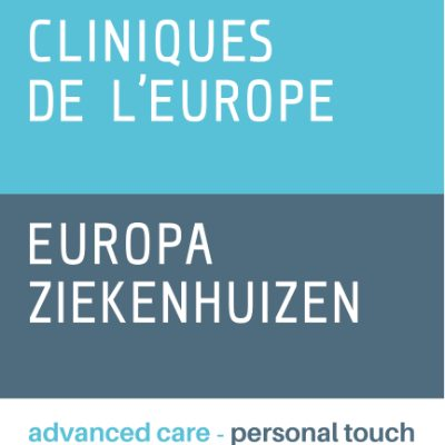 Logo Europa Ziekenhuizen / Cliniques de l'Europe