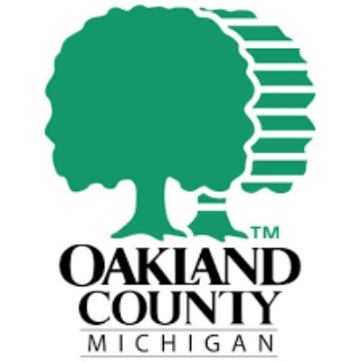 Image result for michigan oakland county logo