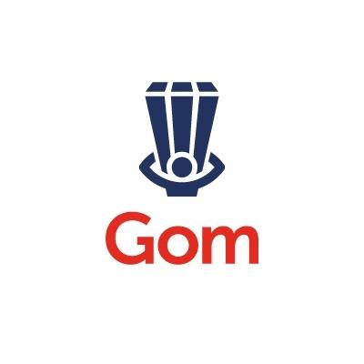 Logo van GOM