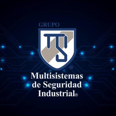 logotipo de la empresa Multisistemas de Seguridad Industrial