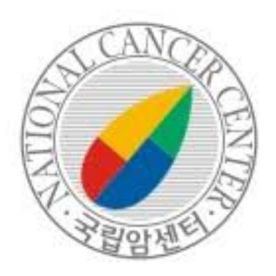 국립암센터 logo