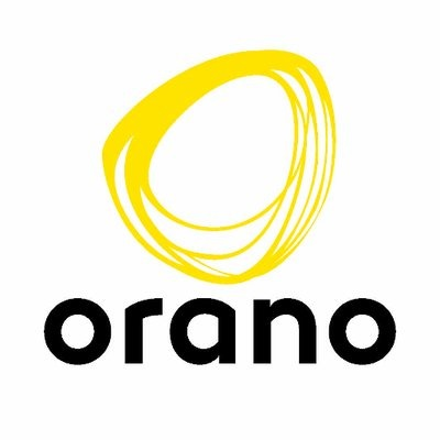 Logo for Orano