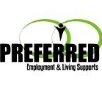 Preferred Employment & Living Supports logo