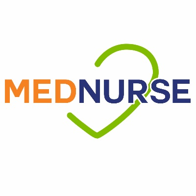 Mednurse Health Recruitment logo