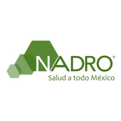 logotipo de la empresa Nadro