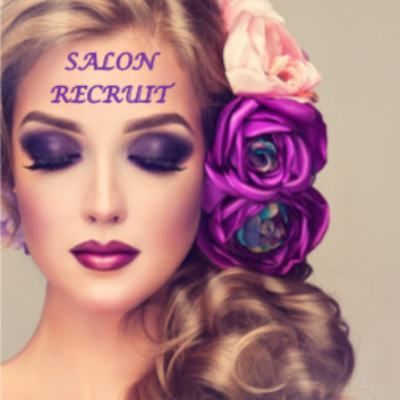 SALON RECRUIT logo