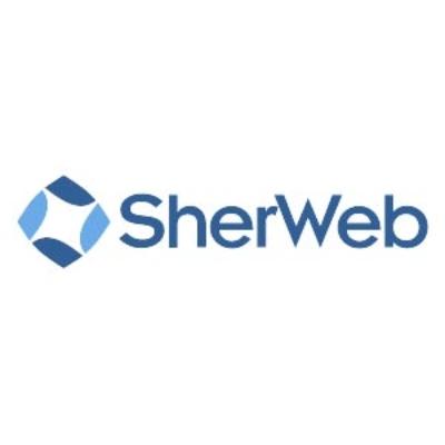 SherWeb logo