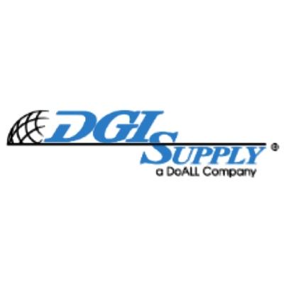 Logo DGI Supply, A DoALL Company