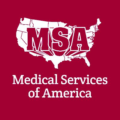 Medical Services of America logo