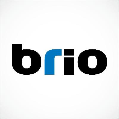 logotipo de la empresa Brio Software Mexico