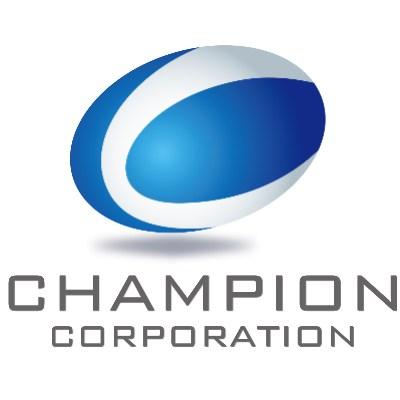 株式会社CHAMPION CORPORATIONのロゴ
