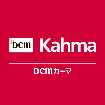 DCMカーマ株式会社のロゴ