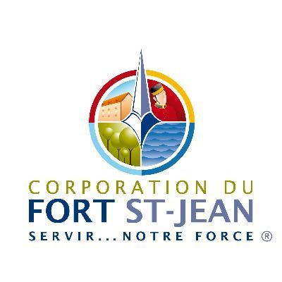 Logo Corporation Du Fort St-Jean