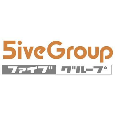 株式会社ファイブグループのロゴ