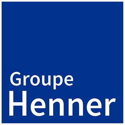 Logo Groupe Henner
