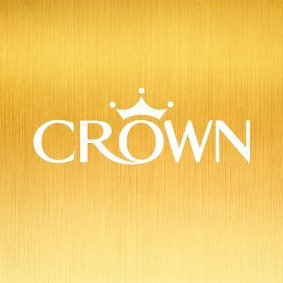CROWN PAINTS logo