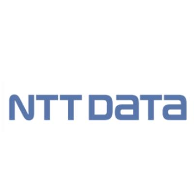株式会社エヌ・ティ・ティ・データのロゴ