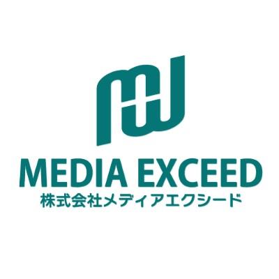 株式会社メディアエクシードのロゴ